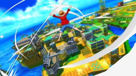 one piece unlimited world R to the adventure