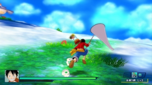 one piece unlimited world R unlimited retini