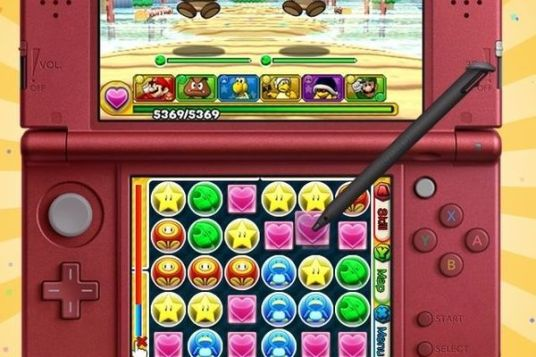 puzzle and dragons super mario bros. screenshot