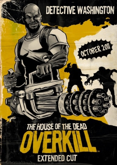 the house of the dead overkill extended cut cover