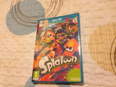 Early Splatoon
