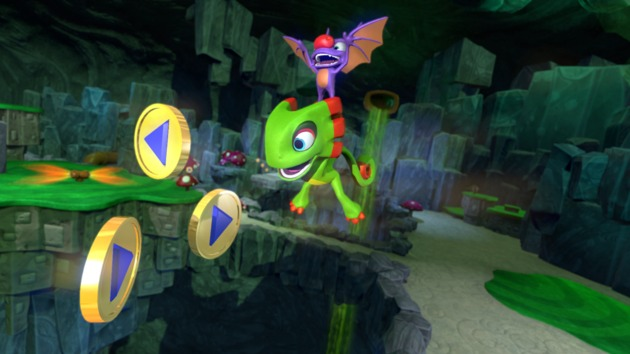 yooka layle cstick coins