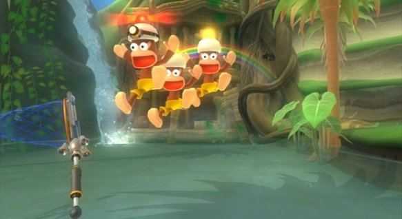 Ape Escape On The Move screenshot