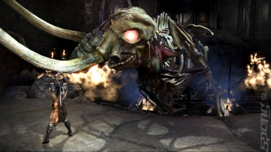 Conan X360 mammuth scheletrico