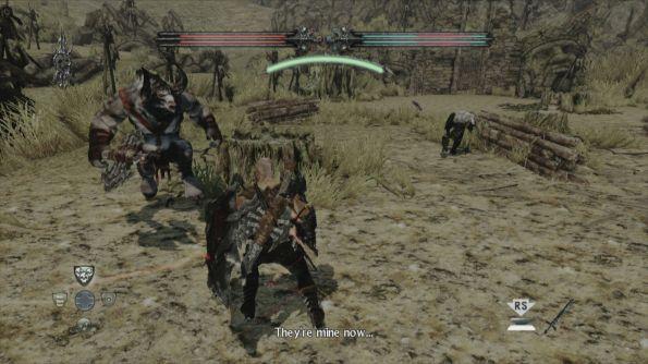 Hunted The Demon Forge screenshot