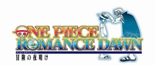 One Piece Romance Dawn logo