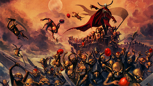 Army Corps Of Hell artwork