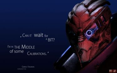 Garrus calibration