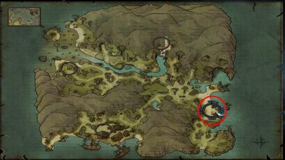 Risen 2 x360 map