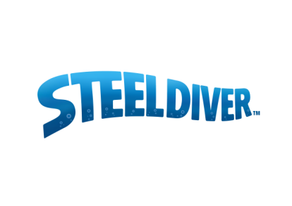 Steel Diver 3DS logo
