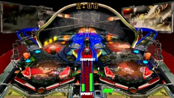 Akira Psycho Ball ps2 screenshot 2