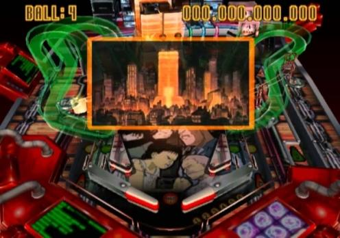 Akira Psycho Ball ps2 screenshot