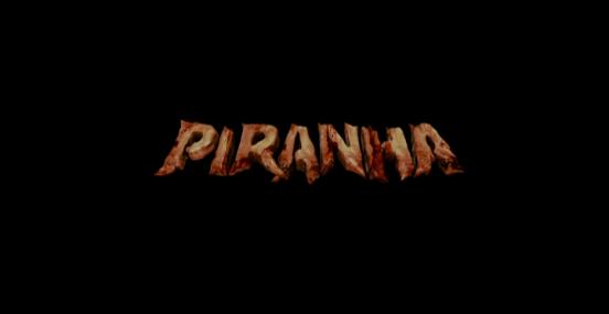 Piranha 3D logo