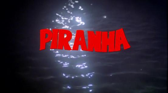 Piranha 1978 logo