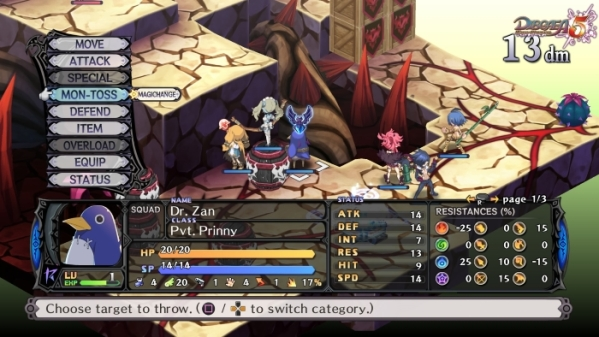 Disgaea 5: Alliance of Vengeance screenshot