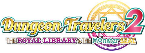 Dungeon Travelers 2 logo