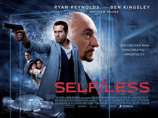 selfless 2015 poster
