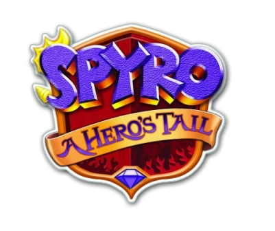 spyro a hero's tail logo