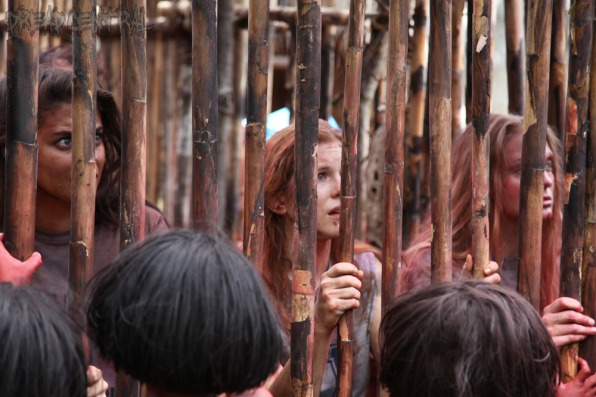 The green inferno cage