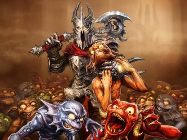 overlord illustration