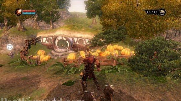 Overlord screenshot