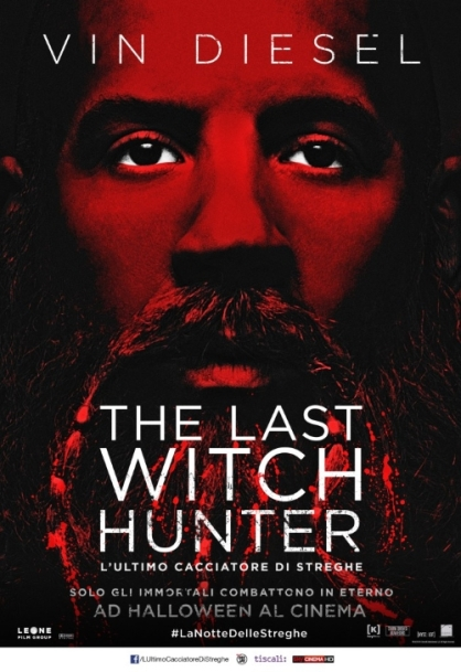 The Last Witch Hunter locandina