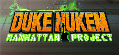 duke nukem manhattan project logo
