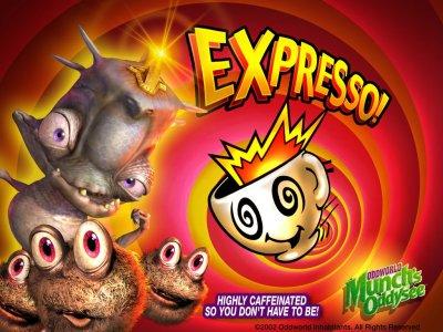 expresso oddworld