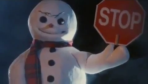 jack frost the snowmen police