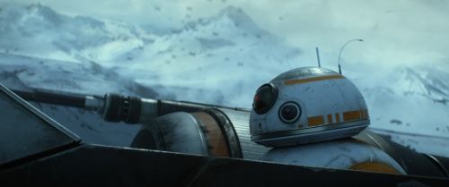 Star Wars: The Force Awakens BB-8 Ph: Film Frame © 2014 Lucasfilm Ltd. & TM. All Right Reserved..