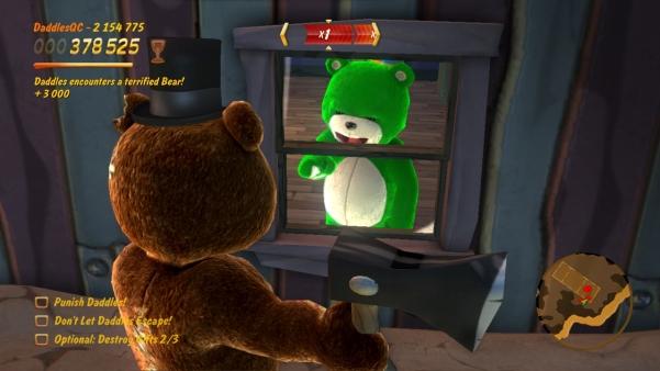 naughty bear the last laugh