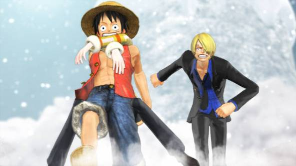 one piece pirate warriors 1 cutscene