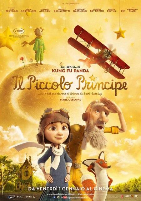 PiccoloPrincipe 2015 Locandina