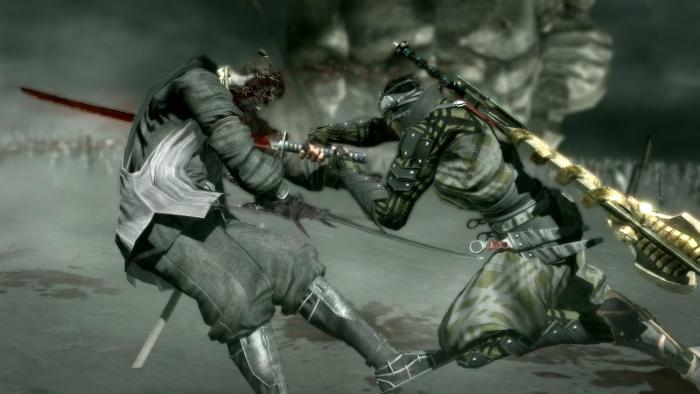 Non fate che questo accada a voi, evitate Ninja Blade.