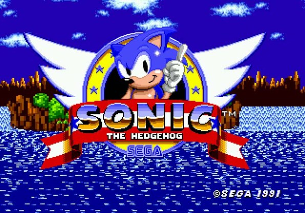 sonic the hedgehog 1991