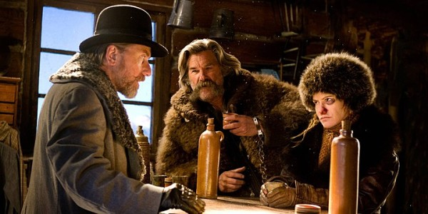 The hateful eight a civil talk