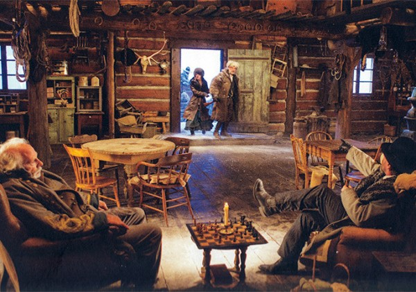 the hateful eight l'emporio di minnie