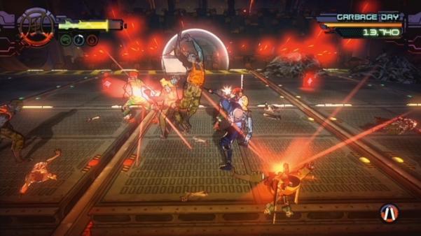Yaiba ninja gaiden z gameplay