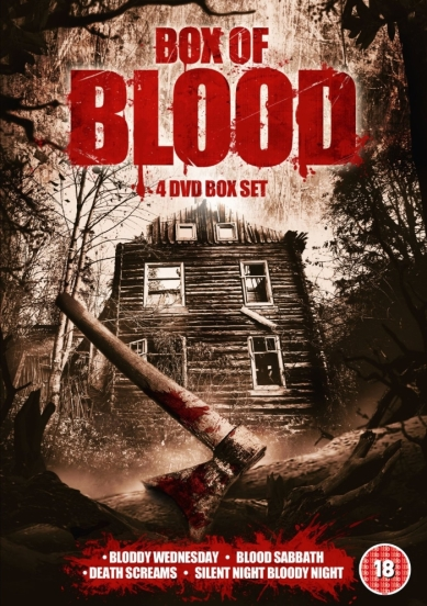 box of blood