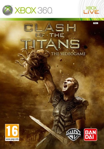 Clash Of The Titans the game