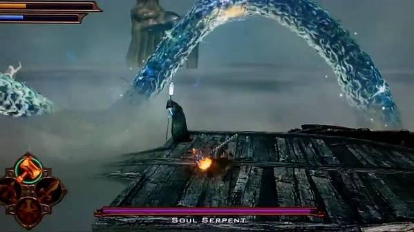 Clash of the titans x360 boss fight