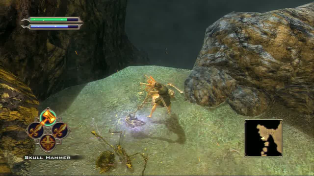 Clash of the titans x360 screenshot 1