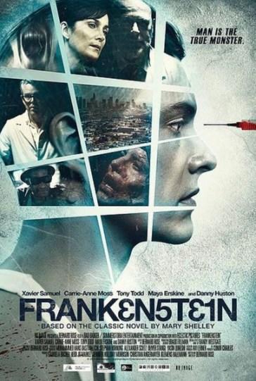 frankenstein 2016 poster