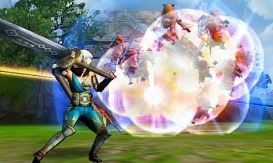 hyrule warriors legends demo impa