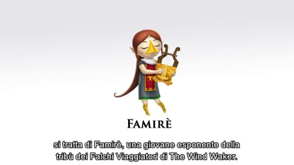 hyrule warriors legends famirè