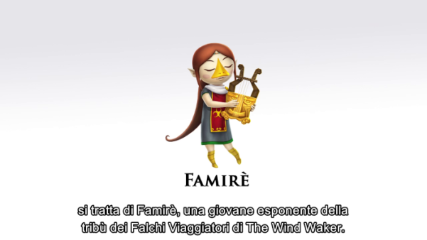 hyrule warriors legends famirè