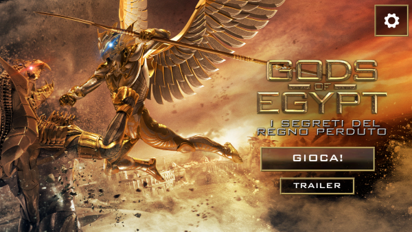 Gods Of Egypt The Videogame