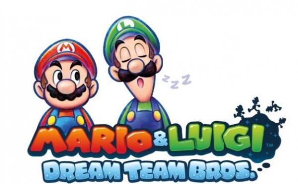 Mario e luigi dream team bros