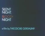Silent Night BloodyNight