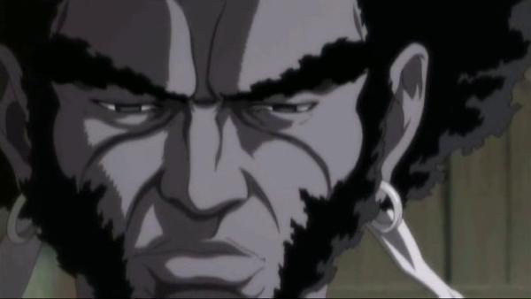 afro samurai Afro